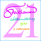 Stockhausen Special Edition Text-CD 21