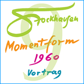 Stockhausen Special Edition Text-CD 9