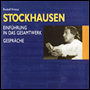 Stockhausen Band 1 - By Rudolf Frisius