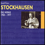 Stockhausen Band 2 - By Rudolf Frisius