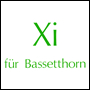 Xi for basset-horn