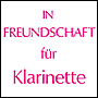 IN FREUNDSCHAFT for clarinet