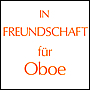 IN FREUNDSCHAFT for oboe