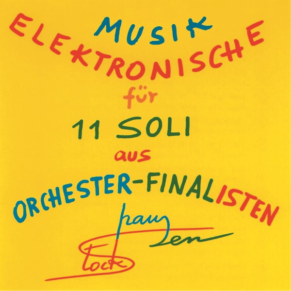 Electronic music for 11 soli