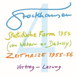 Stockhausen Special Edition Text-CD 4