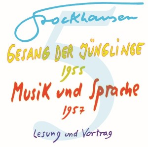 Stockhausen Special Edition Text-CD 5