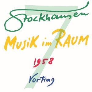 Stockhausen Special Edition Text-CD 7