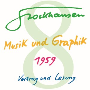 Stockhausen Special Edition Text-CD 8