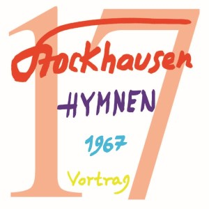 Stockhausen Special Edition Text-CD 17