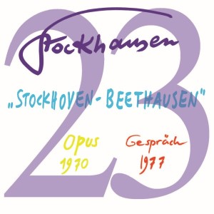 Stockhausen Special Edition Text-CD 23